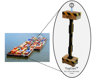 TugCam on Barge (TC200 Series)