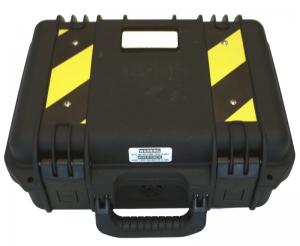 Rapidly Deployable Video Surveillance (RDVS) Platform - Outside / Closed