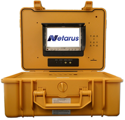 Waterproof DVR and Monitor Case