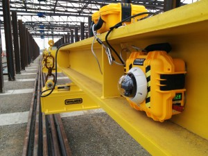 HoistCam on Overhead Crane
