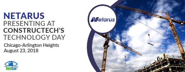 Netarus Presenting Contructech Technology Day